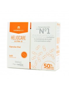 Heliocare Ultra D Duplo 2 x...